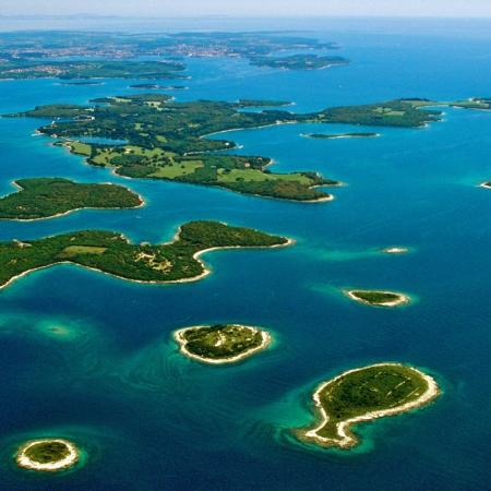Isole Brioni - Parco Nazionale - Escursione di intera giornata